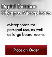 Olympus Microphones