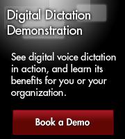Digital Dictation Demonstration
