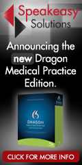 Dragon Medical Practice Edition in BCMJ