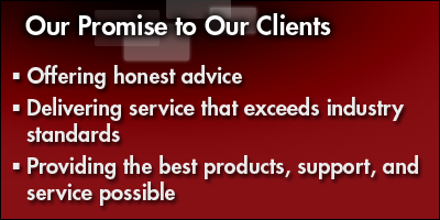 Our Promise to Our Clients