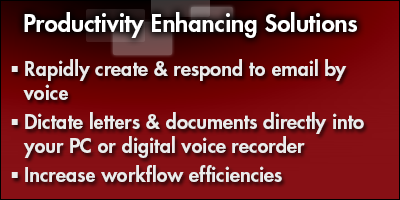 Productivity Enhancing Solutions