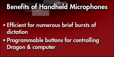 Benefits of Handheld Microphones