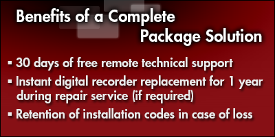 Benefits of a Complete Package Solution