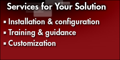 Services for Your Solution