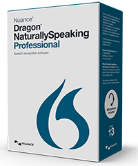Dragon NaturallySpeaking Professional V13