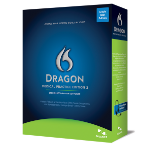 Dragon® Medical Practice Edition V2