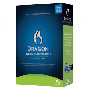 Dragon Medical Practice Edition 2 French Francais