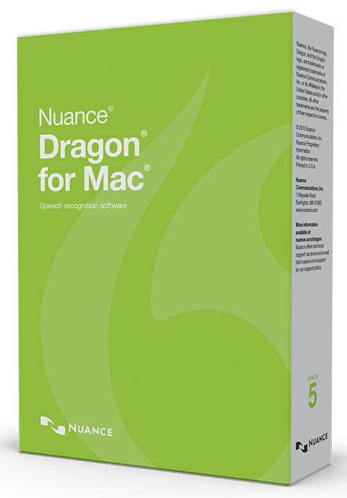 Dragon for Mac V5