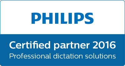 Philips Certified Partner Digital Dictation Solutions