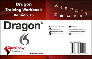Cover of Dragon Training Workbook version 15