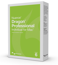 Dragon® Professional Individual for Mac 6
