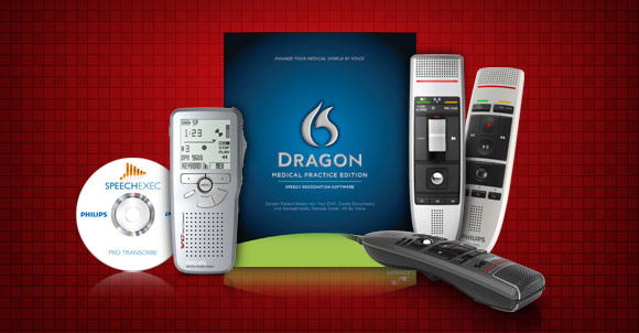 Dragon Medical Practice Edition & Philips Dictation Solutions