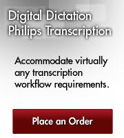 Philips Transcription