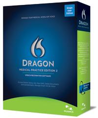 Dragon® Medical Practice Edition V2