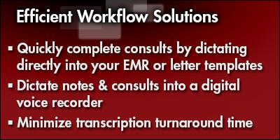 Efficient Workflow Solutions