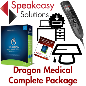 SeS Dragon Medical Complete Solution